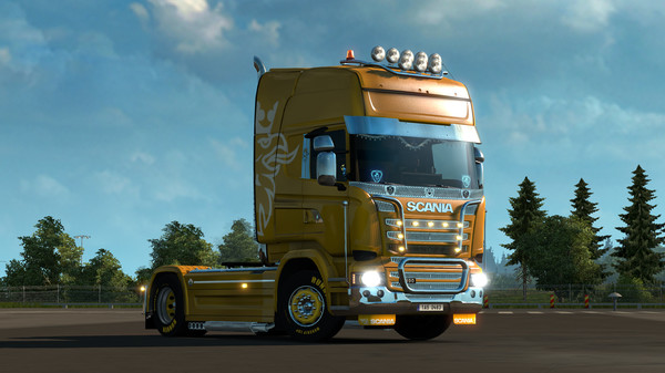 ETS2 Mighty Griffin DLC download
