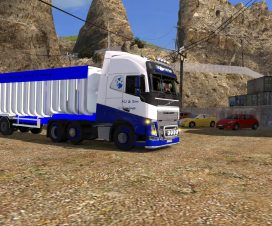 Grain tipper 1.23-1.24
