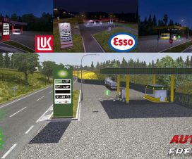 Real Gas Station 1.24