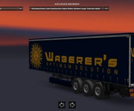 Waberers Trailer And Freight pack