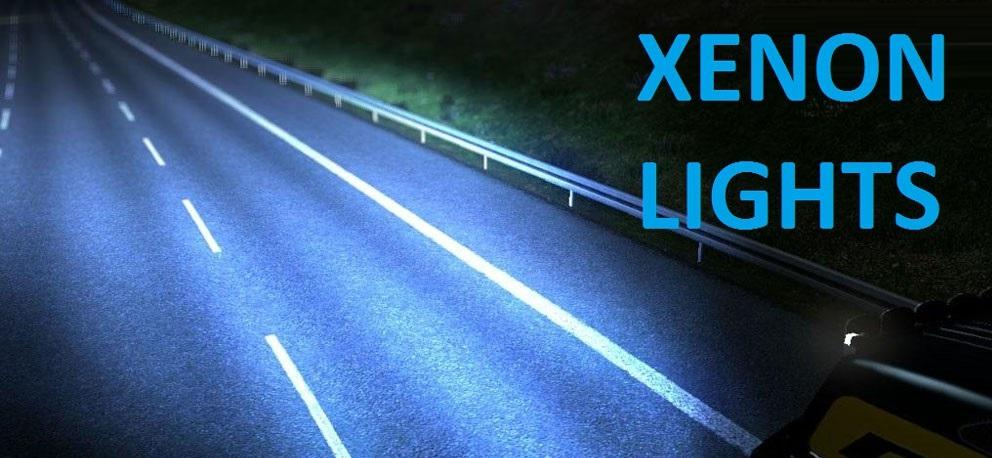 Xenon Lights