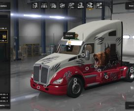 Kenworth T680 [from ATS] [1.24]