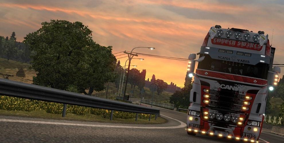 Scania T & RS RJL Tuning beta