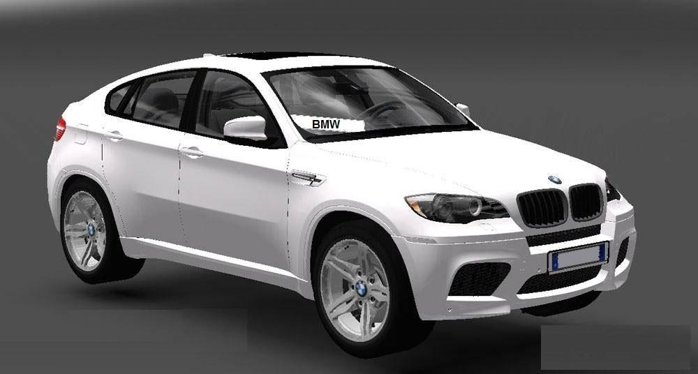 BMW X6 – NEW VERSION for 1.24
