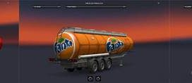 Cistern Trailers Pack by Gile004 1.24