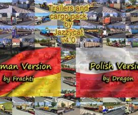 German & Polish versions for Trailers and Cargo by Jazzycat v4