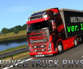 Improved truck physics v1.7