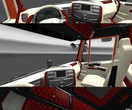 Iveco Hi Way Lux Interior 1.24