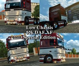 Low Chassis For All Trucks v1.2