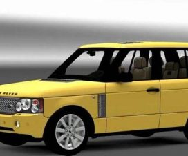 Range Rover – Luxury SUV