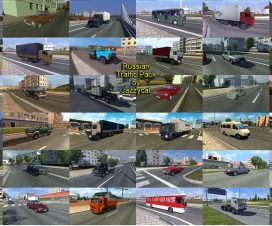 Russian Traffic Pack by Jazzycat v1.6.1