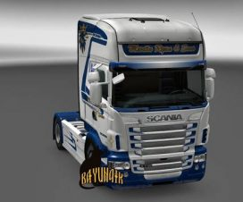 Scania R&S Topline Martin Ryan & Sons  1.24