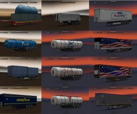 Trailers Pack By Gile004 v4