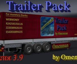 Trailers Pack by Omenman v3.9 (Repacked)