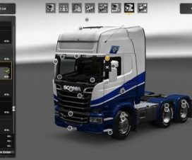 scania-v8-flag-on-side-windows