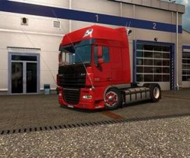 DAF XF 105 EDIT v2