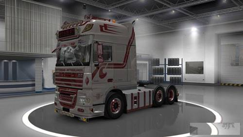 DAF XF 105 by Stanley v1.5 patch 1.26