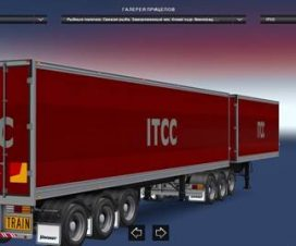 ETS2 Double Trailers v3 1.25 – 1.26