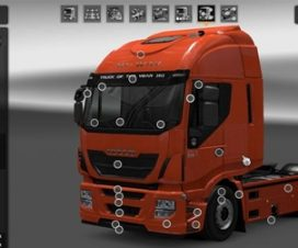 Iveco Hiway (YGZ) Addon Accessory