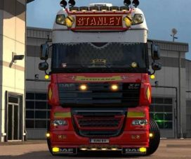 Ottoland Skin for DAF XF 105 by stanley