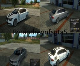 Skoda Superb eddited by andreynfsgta5