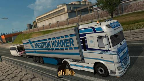 Trailer Hohner Spedition v1.25