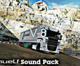 AvanueLf Sound Pack V8