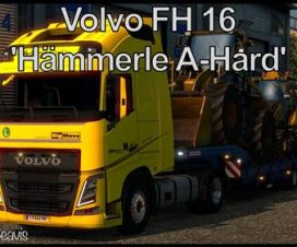 Hammerle Skin for Volvo FH16