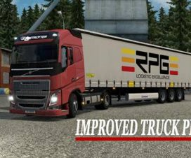 Improved truck physics v2.1