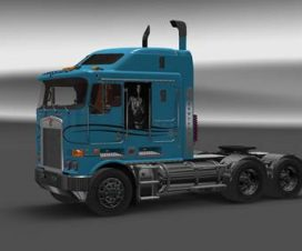Kenworth K108 Tatoo skin