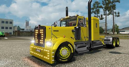 Kenworth W900A Custom