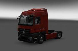 Mercedes Actros MP3 Reworked v1.5