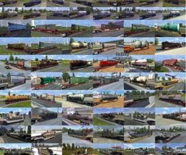 Addons for the Trailers & Cargo Packs v4.5 from Jazzycat