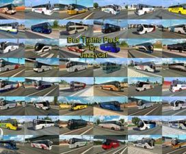 Bus Traffic Pack by Jazzycat v1.8.1