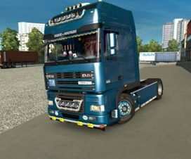 DAF XF 95 REWORKED 1.24-1.26 ETS2