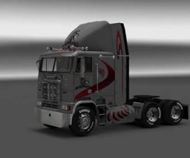 Freightliner FLB Mad Dog skin