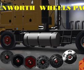 Kenworth Wheels Pack (ETS2 Version) 1.26