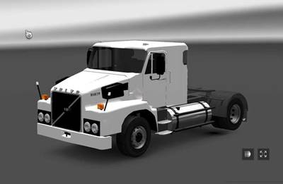 Pack of Brazilian Volvo Trucks N1020 NL10 NL12 NH12 V1.3 Official