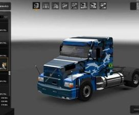 Pack of Brazilian Volvo Trucks N1020 NL10 NL12 NH12 v1.4 Final