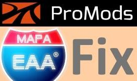 Patch combination of maps ProMods and EAA