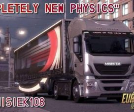Completely new physics