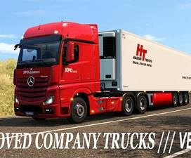 Improved company trucks v1.8