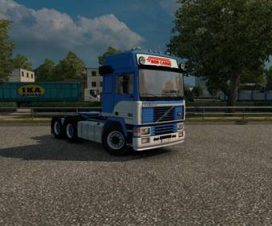 Volvo F16 Intercooler 1.26