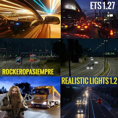 AI Realistic lights v1.2 1.27