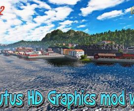 ETS2 1.27 Lautus HD Graphics mod v5.2