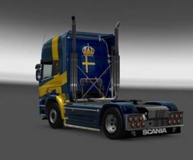 GTM SCS Scania R P Replacer