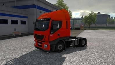 Iveco Stralis Hi Way Reworked v1.2