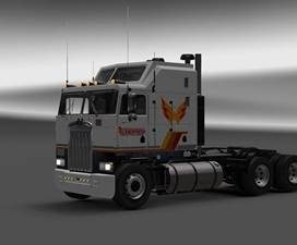 Kenworth K100 Scandifresh skin 1.26