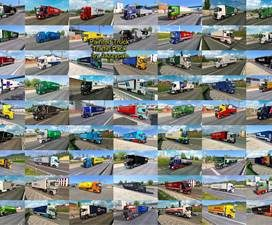 Painted Truck Traffic Pack by Jazzycat v3.2.1