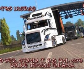 Physics for Scania T, RS, VNL